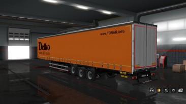 "Euro Truck Simulator 2 ""Пак Тонар 9888/98881 v1.0.1 (1.39.x)"""