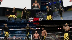 "WWE 2K17 ""The Street Profits (Лицевая анимация) WWE 2K19 Порт мод"""