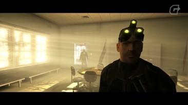 История героя: Сэм Фишер (Splinter Cell)