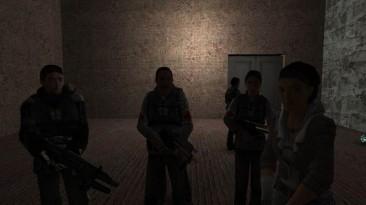 """Half-Life 2 """"Карта - Quickwar"""""""