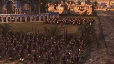 """Total War: Attila """"Обзор Особенностей DLC Empires of Sand"""" [С русской озвучкой]"""