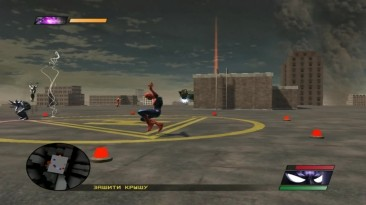 "Spider-Man: Web of Shadows - ""Уууиииииии"" | Прикол-баг"