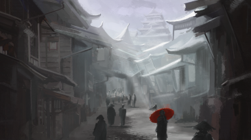 "Shadow Tactics: Blades of the Shogun ""Wallpapers(Обои)"""
