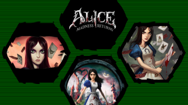 "Alice: Madness Returns ""Иконки"""