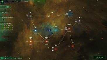 """Battlefleet Gothic Armada """"прохождение на русском The Hand of Darkness, глава 02 - обзор"""""""