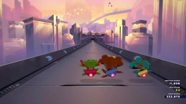 Battletoads - геймплей, Gamescom 2020 (Xbox One, PC)