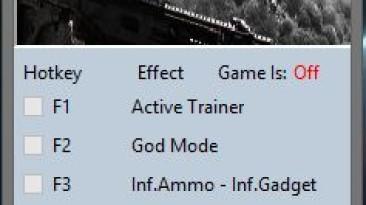 Arma 3: Трейнер/Trainer (+3) [1.40.129533] {MrAntiFun}