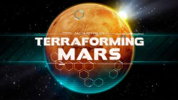 Русификатор текста Terraforming Mars для PC-версии