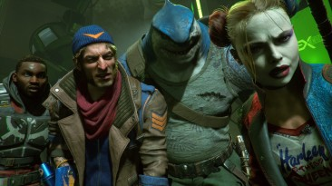 Новый скриншот Suicide Squad: Kill The Justice League