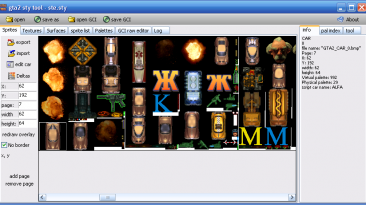 "GTA 2 ""STY Tool (Build 170211)"""