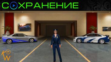 Test Drive Unlimited 2: Сохранение/SaveGame (Nissan Skyline и BMW M3 + Nude Mod)