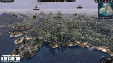 Свежий геймплей Total War Saga: Thrones of Britannia
