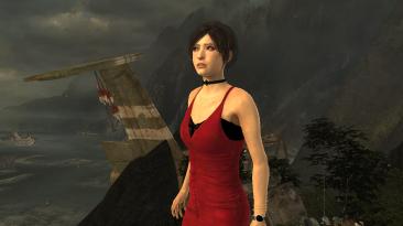 "Tomb Raider ""Играбельная Ада Вонг из Resident Evil 2 Reimagined"""