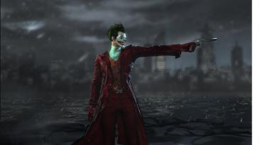 """Batman: Arkham Origins """"joker joaquin phoenix"""""""