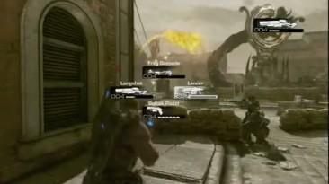 """Gears of War 3 """"Пять самых смертоносных локустов в Gears of War 3"""""""