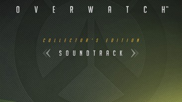 "Overwatch Collector""s Edition ""Soundtrack(MP3)"""