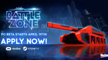 Battlezone - Анонсирована бета ПК-версии для HTC Vive и Oculus Rift