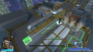 """Atlas Reactor """"Первый геймплей"""""""