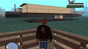 "Grand Theft Auto: San Andreas ""Загородные доки"""