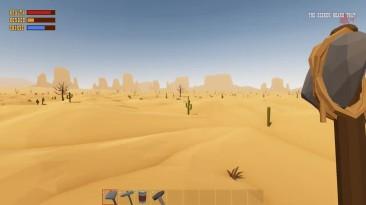 Rust - теперь в пустыне Desert Skies