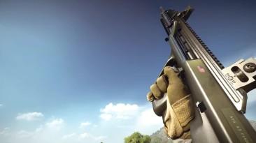 Battlefield 4 vs Battlefield Hardline - Сравнение оружия