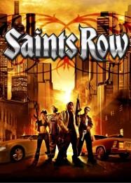Обложка игры Saints Row