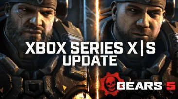 Новый трейлер Gears 5 демонстрирует обновление для Xbox Series X/S и Дэйва Батисту в роли Маркуса Феникса