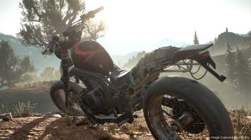 Новые раскраски для мотоцикла в стиле God of War и Concrete Genie, свежее испытание и другие прелести патча 1.40