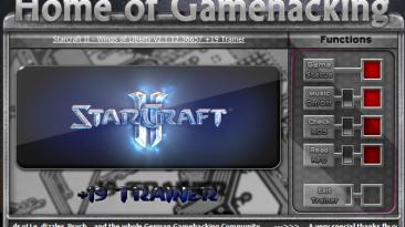 StarCraft 2: Wings of Liberty: Трейнер/Trainer (+19) [2.1.12.36657] {iNvIcTUs oRCuS / HoG}