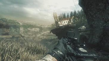 "Call of Duty: Ghosts ""Оптимизация для слабых ПК"""