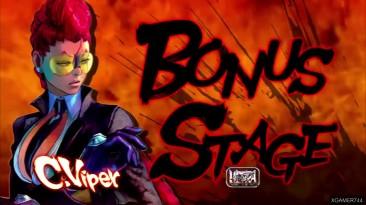 Ultra Street Fighter IV - C.Viper прохождение сюжета
