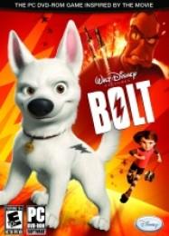 Обложка игры Disney's Bolt