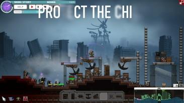 Новый геймплейный трейлер Barricadez в жанре Tower Defense