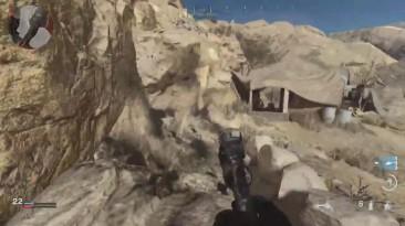 Call of Duty - секретный дробовик Магнум 357
