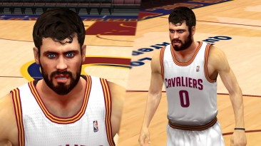 """NBA 2K14 """"Mr. double-Double and KP6 cyberface"""""""