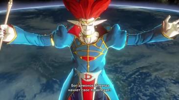 Dragonball XenoVerse прохождение часть 13 - Бог Разрушения Бирус