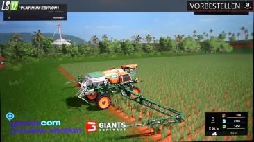 Farming Simulator 17 Platinum Edition / аддон - Игровые сцены!