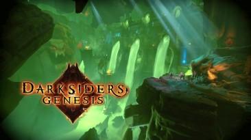 Трейлер консольного релиза Darksiders Genesis
