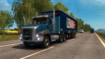 "Euro Truck Simulator 2 ""CAT CT660 от 05.03.2021 (v1.39 - 1.40.x)"""