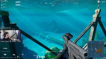 Подводная королевская битва - LAST TIDE