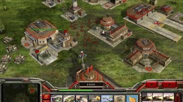 "Command & Conquer Generals: Zero Hour ""Карта - Swiss Mountainside"""