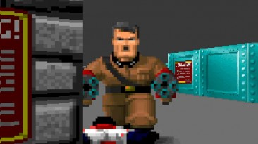 Wolfenstein 3D превратили в игру об этике