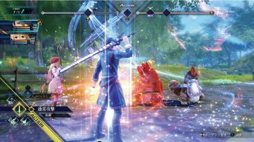 Некоторые подробности боевой системы и новые скриншоты The Legend of Heroes: Kuro no Kiseki