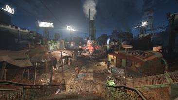 """Fallout 4 """"Wasteland 512 / Уменьшенные текстуры для производительности v2.5"""""""