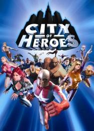 Обложка игры City of Heroes