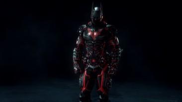 "Batman: Arkham Knight ""Batman Beyond Tron Skin (Red) (Красный)"""