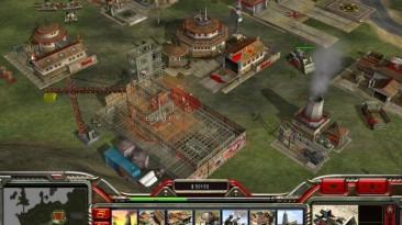 "Command & Conquer Generals: Zero Hour ""Карта - Europa"""