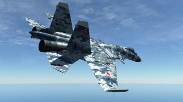 """DCS World """"Су-33: Пиксельный камуфляж"""""""