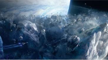 """Открылся сбор предзаказов на артбук """"Мир игры Mass Effect: Andromeda"""""""