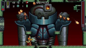 Планета Шелезяка: обзор A Robot Named Fight!